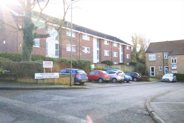 Flat to rent in Invicta Close, Chislehurst