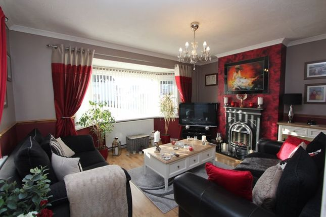 Sitting Room of Pantycelyn Place, St. Athan, Barry CF62
