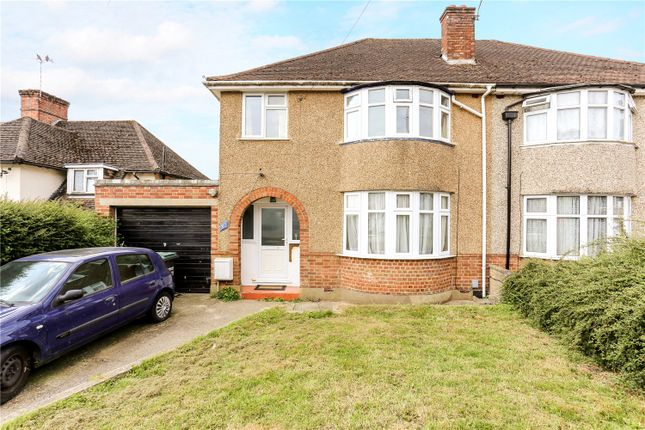 3 bed semi-detached house for sale in The Greenway, Mill End, Rickmansworth, Hertfordshire
