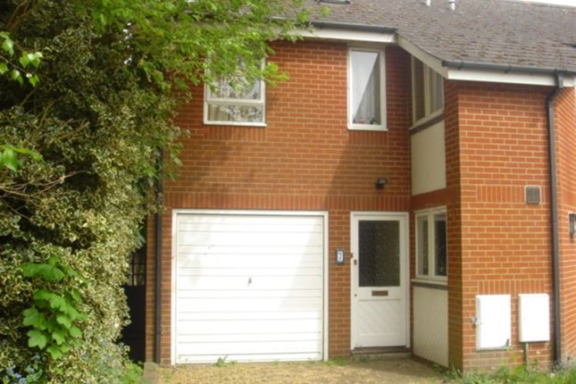 Thumbnail Terraced house to rent in Cavendish Mews, Northlands Road, Southampton