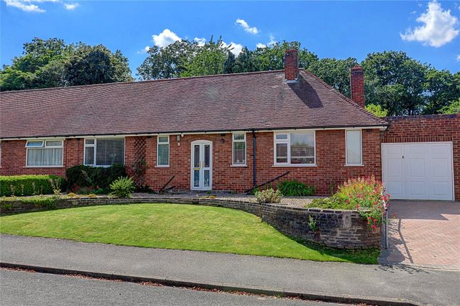 Thumbnail Bungalow for sale in Cobs Field, Bournville, Birmingham