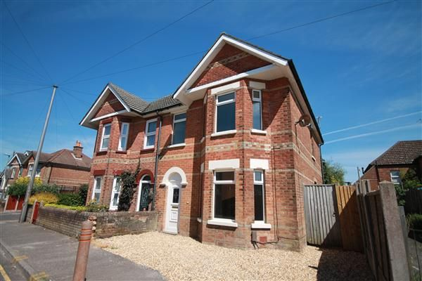 Thumbnail Semi-detached house to rent in Albert Road, Parkstone, Poole