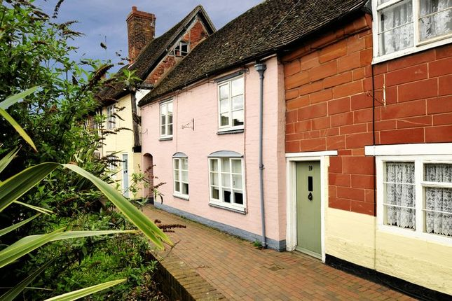 Thumbnail Terraced house for sale in Mill Street, Bridgnorth