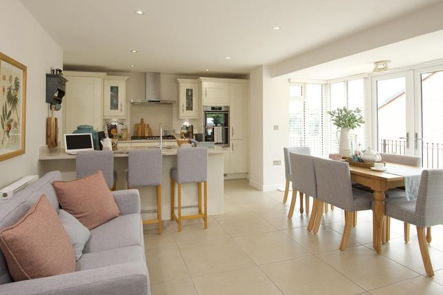 """Thumbnail Detached house for sale in """"Cornell"""" at Winchester Road, Whitchurch"""