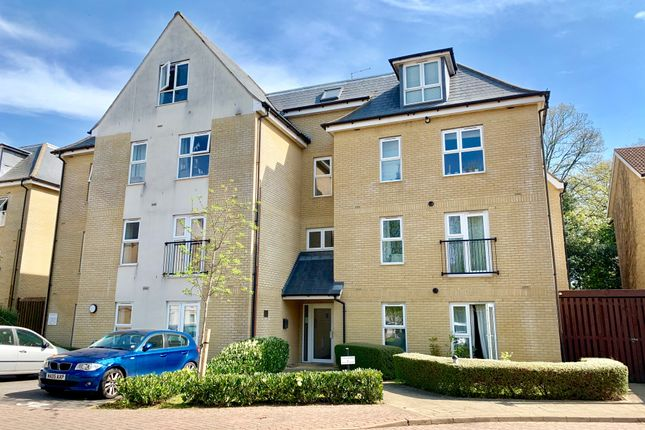 Thumbnail Flat for sale in Lindoe Close, Banister Park, Southampton