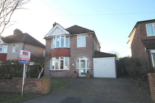 Thumbnail Property for sale in Barnehurst Avenue, Bexleyheath