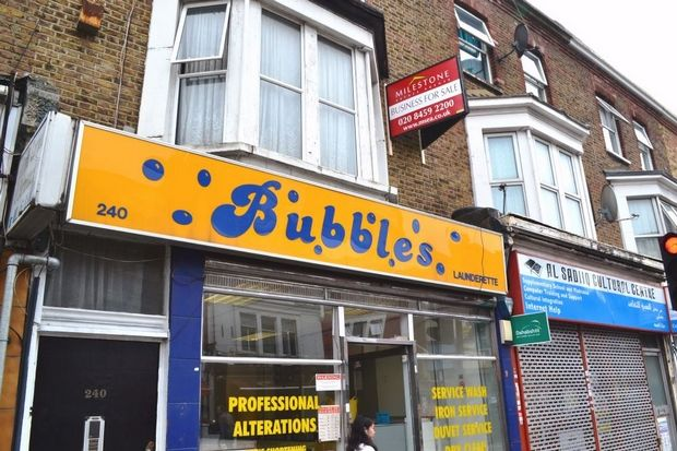 Thumbnail Commercial property for sale in High Road, Willesden, London, United Kingdom