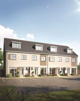 Thumbnail End terrace house for sale in Stafferton Way, Maidenhead