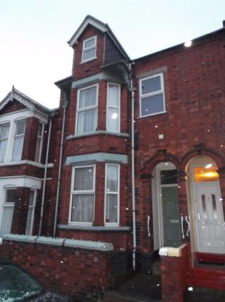 Thumbnail Terraced house to rent in Room 5. Rushton Road, Stoke On Trent
