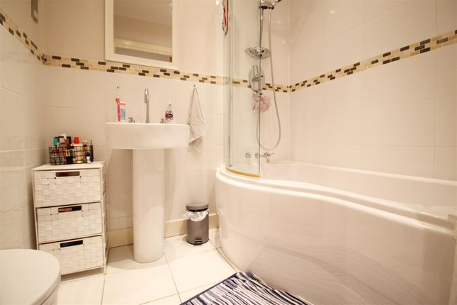 Bathroom of The Gallery, Hope Drive, The Park NG7