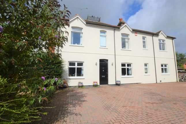 Thumbnail Detached house to rent in Redhill Road, Rowlands Castle
