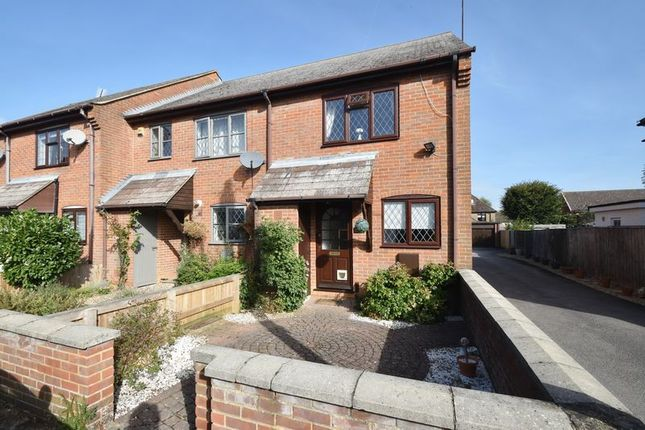 Thumbnail Semi-detached house for sale in New Road, Great Kingshill, High Wycombe