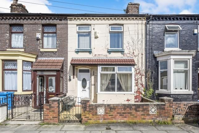 Thumbnail Terraced house for sale in Chester Road, Anfield, Liverpool, Merseyside