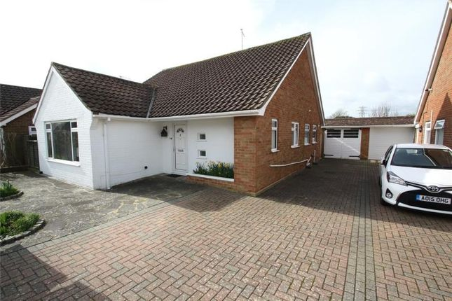 Thumbnail Detached bungalow for sale in Westergate Close, Ferring, Worthing