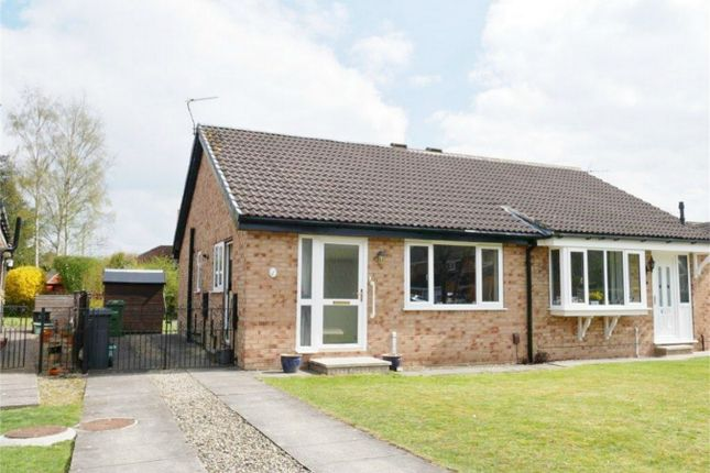 Thumbnail Semi-detached bungalow for sale in Lochrin Place, York