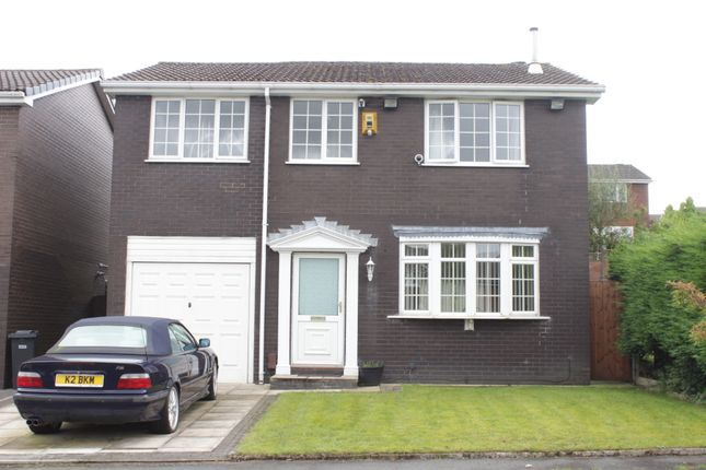 Thumbnail Detached house for sale in Birkenhills Drive, Bolton