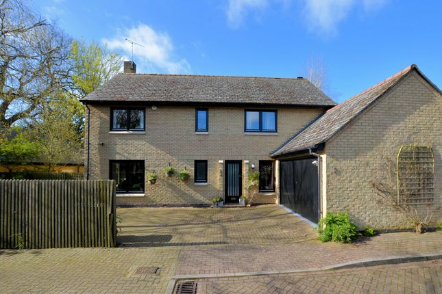 Thumbnail Detached house for sale in Southacre Close, Cambridge