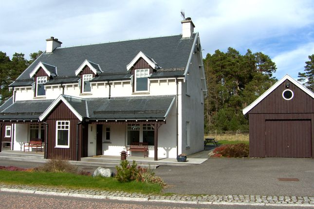 Thumbnail Detached house for sale in Coylum Road, Rothiemurchus