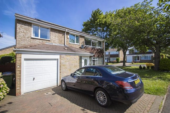 Thumbnail Detached house for sale in Enfield Chase, Guisborough