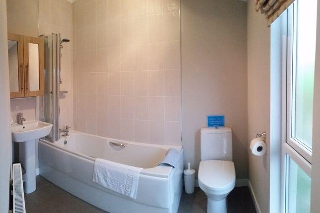 Bathroom of Badgers Retreat Park, Tunstall, Richmond DL10