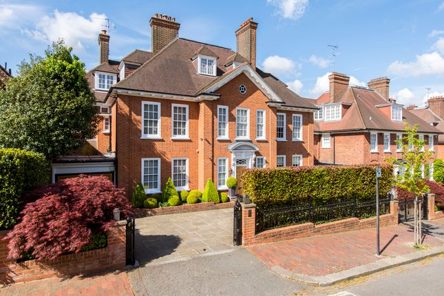 Thumbnail Detached house for sale in Greenaway Gardens, Hampstead Village