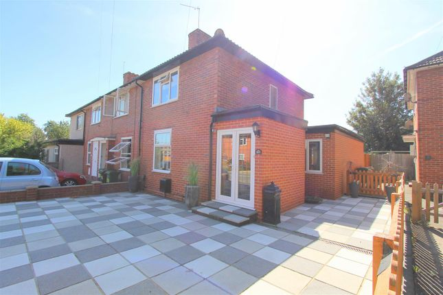 Thumbnail End terrace house for sale in Welbeck Road, Carshalton