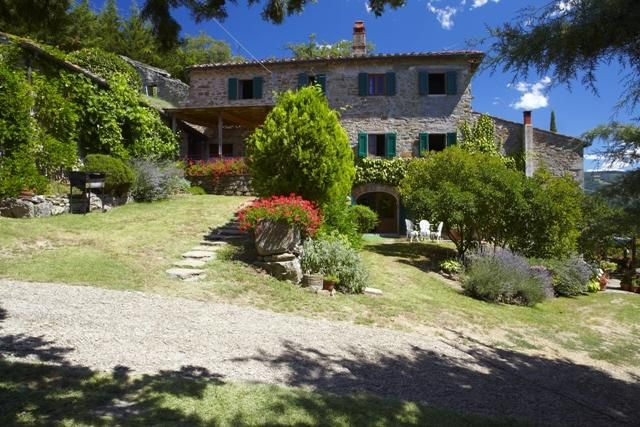 Thumbnail Property for sale in Restored Tuscan Farmhouse, Londa, Florence