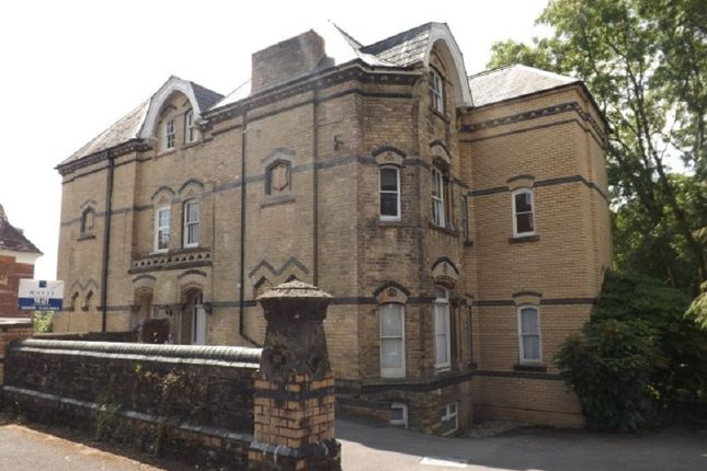 Thumbnail Flat to rent in - 6 Stow Park Crescent, Off Stow Hill, Newport.