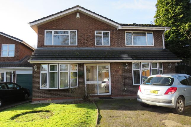 Thumbnail Detached house for sale in Beechglade, Handsworth, Birmingham