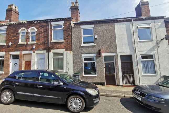 Thumbnail Terraced house to rent in Boughey Street, Stoke-On-Trent