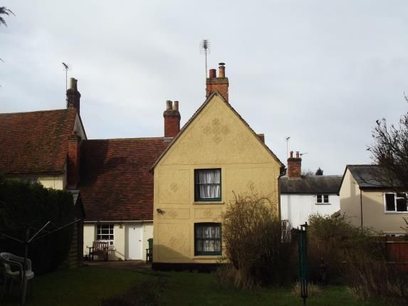 Thumbnail End terrace house for sale in Bridge Street, Great Bardfield, Braintree