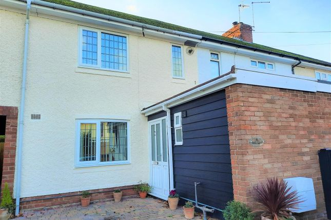 Thumbnail Terraced house for sale in Mill Lane, Barford, Warwick