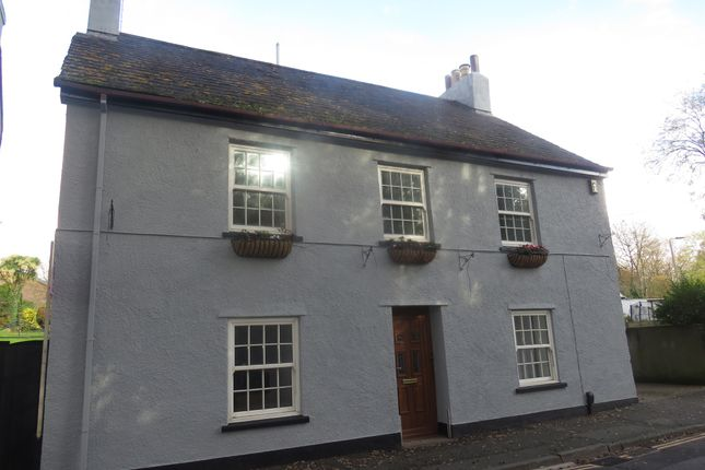Thumbnail Detached house for sale in Longbrook Street, Plympton, Plymouth