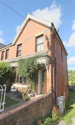 Thumbnail Semi-detached house for sale in Bronawel, High Street, Llanfyllin, Powys