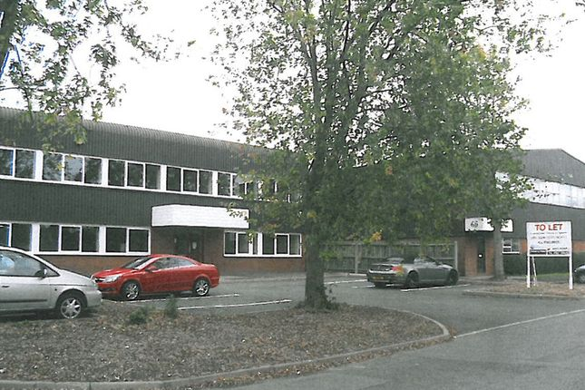 Thumbnail Office to let in Enfield Industrial Estate, Redditch, Worcs.