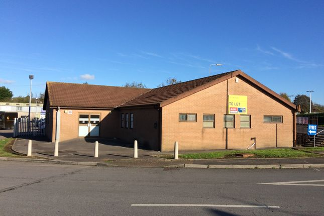 Office to let in Palmerston Trading Estate, Palmerston Road, Barry CF63, Barry,