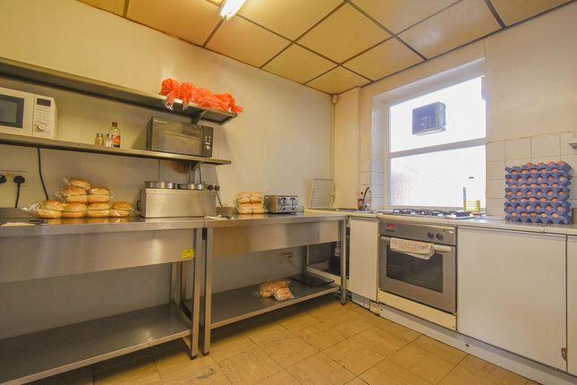 Kitchen of Copy Nook, Blackburn BB1