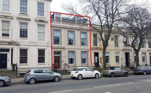 Thumbnail Office to let in Fitzroy Place, Glasgow