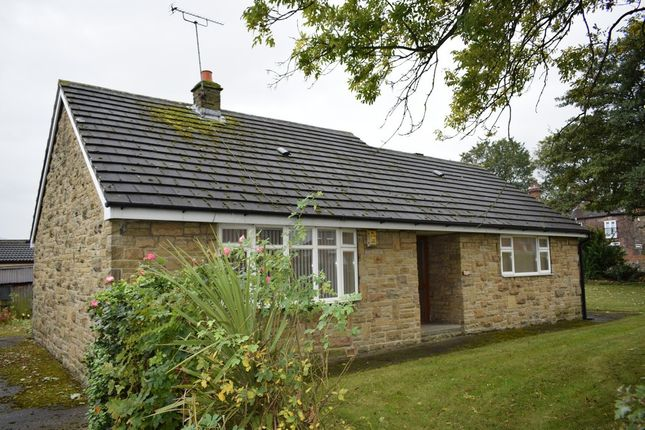 Thumbnail Detached bungalow for sale in Church Road, Altofts, Normanton