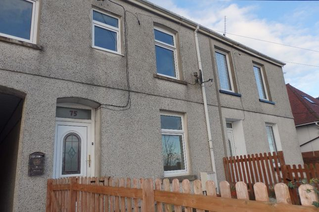 Thumbnail Terraced house to rent in Colby Road, Burry Port