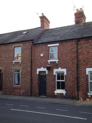 2 bed terraced house to rent in Ellesmere Road, Shrewsbury
