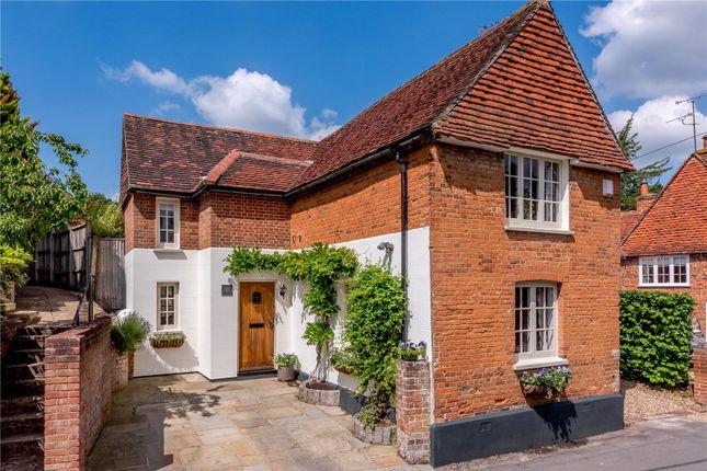 Thumbnail Detached house for sale in Church Street, Crondall, Farnham, Hampshire