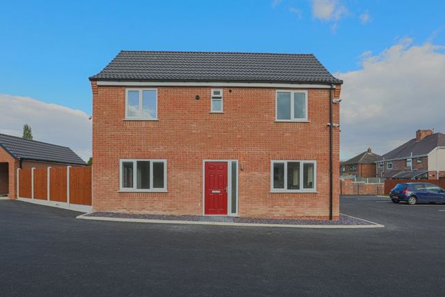 Thumbnail Detached house for sale in Plot 7 Loscoe, Denby Lane, Heanor