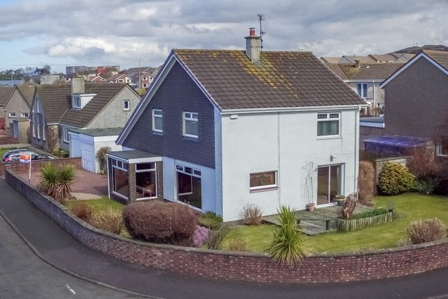 Thumbnail Detached house for sale in Ainslie Road, Girvan