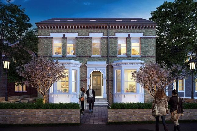Thumbnail Flat for sale in Edge Hill, Wimbledon Common