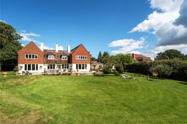 Thumbnail Detached house for sale in Ballsdown, Chiddingfold, Godalming, Surrey