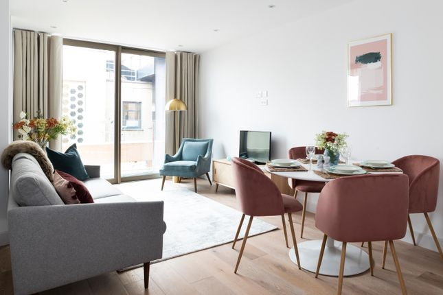 Living Area of Apartment 39, Third Floor, 215A Balham High Road, Balham SW17