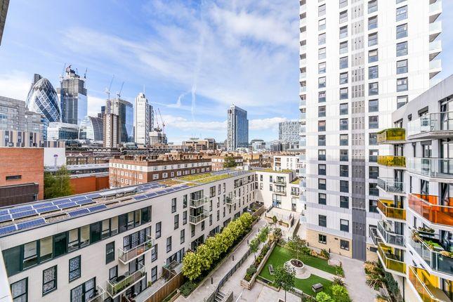 Exterior of Kensington Apartments, Cityscape, Aldgate E1