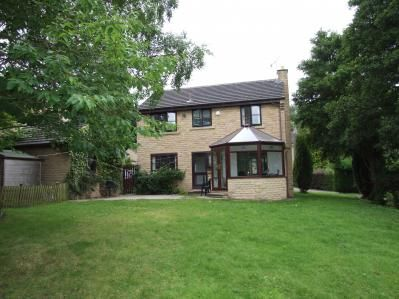 Thumbnail Detached house to rent in Red Beck Vale, West Yorkshire
