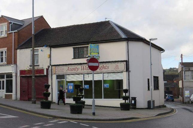 Thumbnail Office for sale in 2 High Street, Biddulph, Stoke-On-Trent, Staffordshire